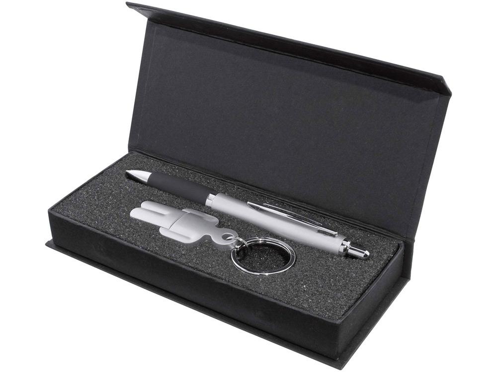 Подарочный набор: шариковая ручка и флеш-карта USB 2.0 на 2 GB