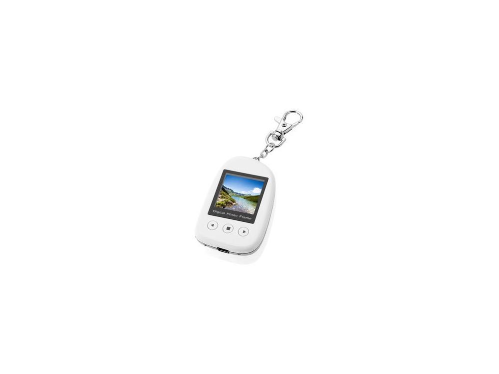 Фоторамка цифровая с кольцом для ключей Экран 1.5