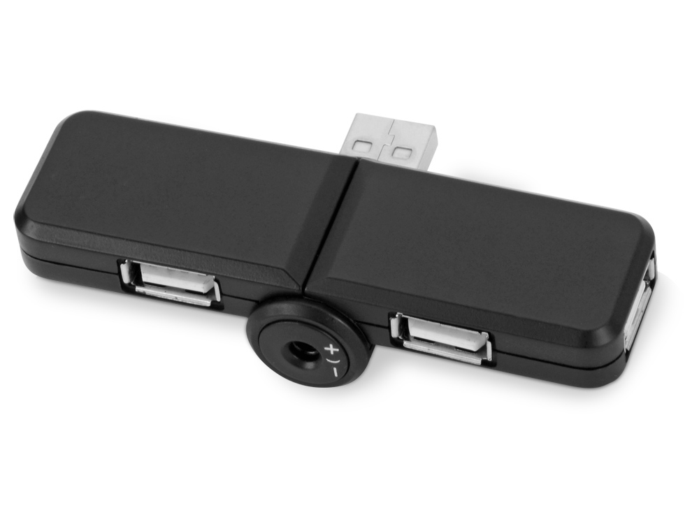 USB Hub на 4 порта складной