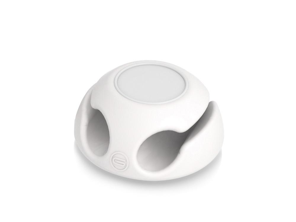 Подставка для кабеля Clippi, белый
