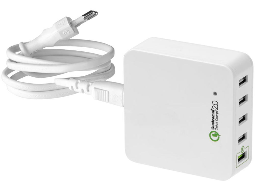 ЮСб зарядка QC 2.0 с адаптером