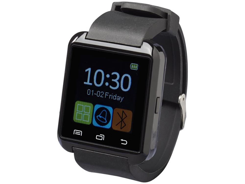 Смарт-часы SmartWatch, черный