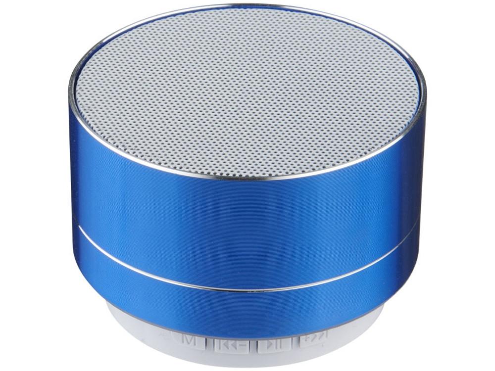 Цилиндрический динамик Bluetooth®, ярко-синий