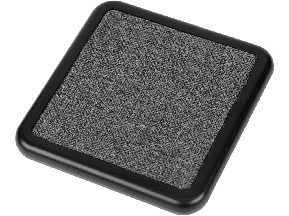 Устройство для беспроводной зарядки «Solstice», серый/черный