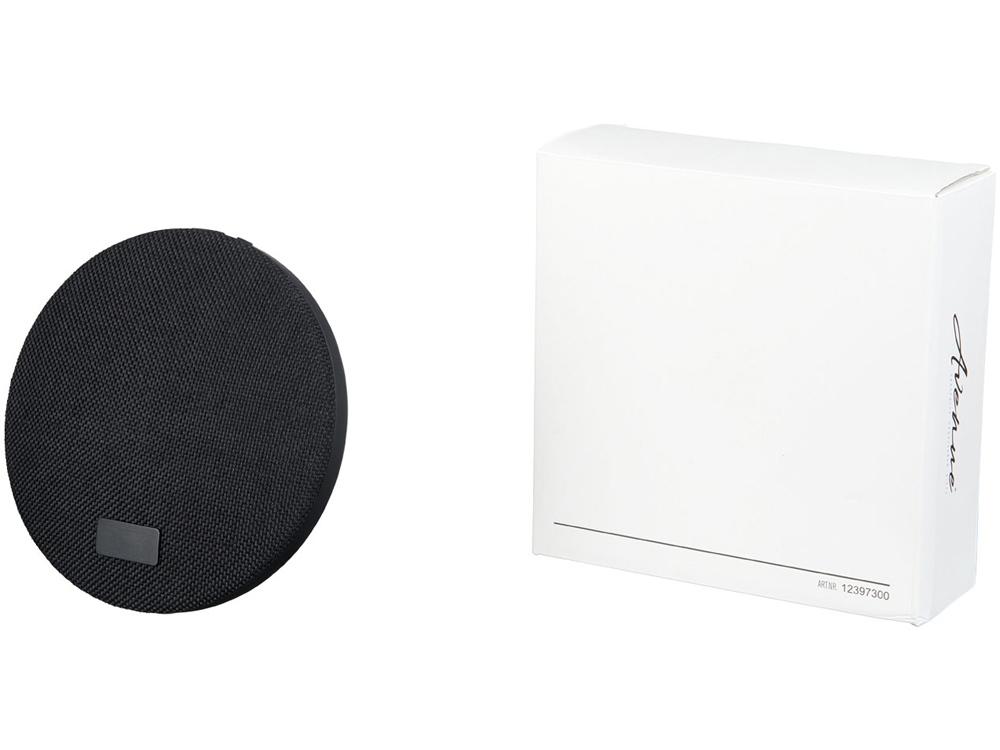 Динамик с подставкой Fabric Bluetooth®, черный