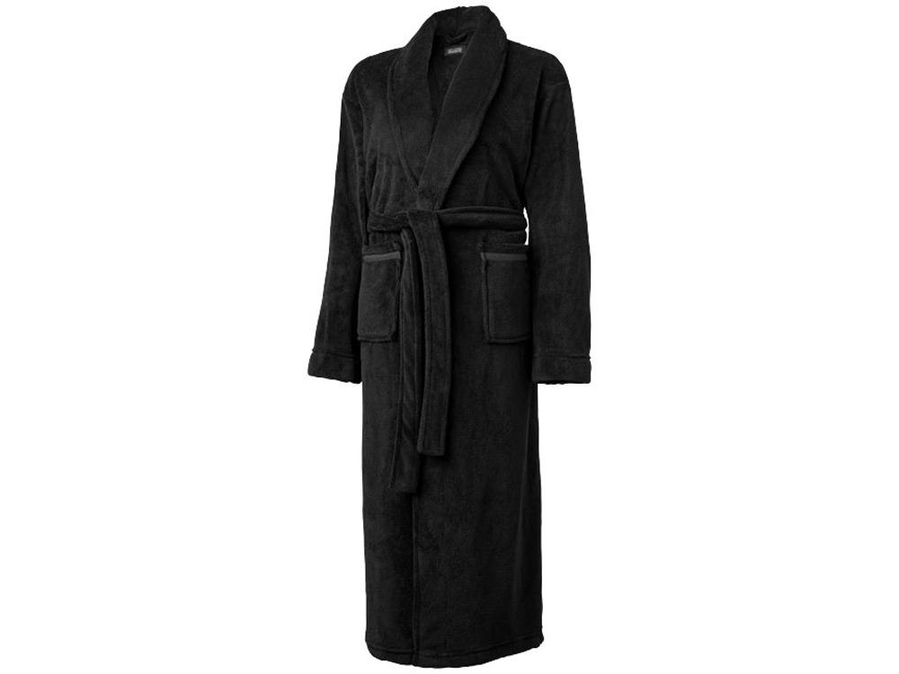 Мужской банный халат Barlett, черный
