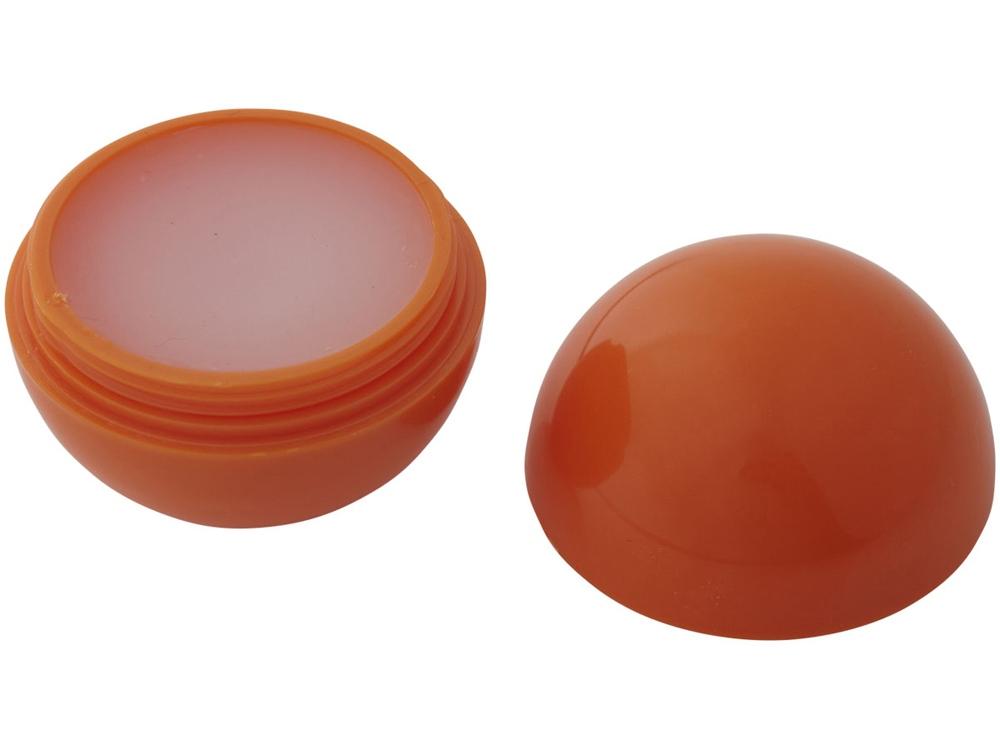 Блеск для губ, оранжевый