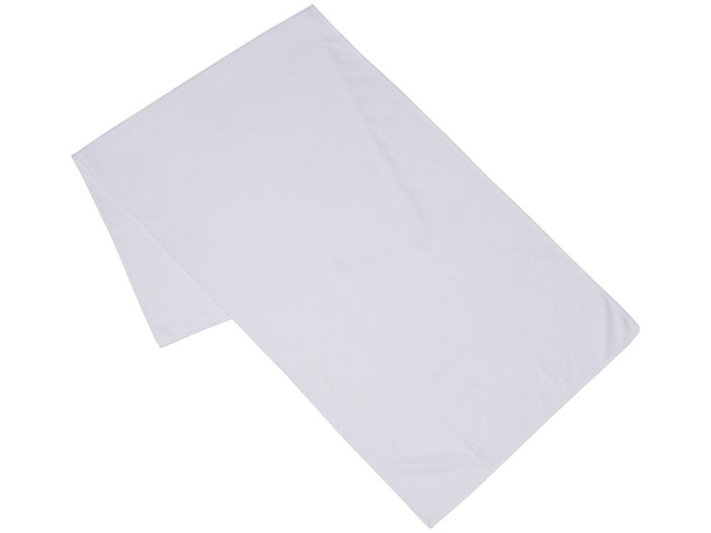 Полотенце для фитнеса Alpha, белый
