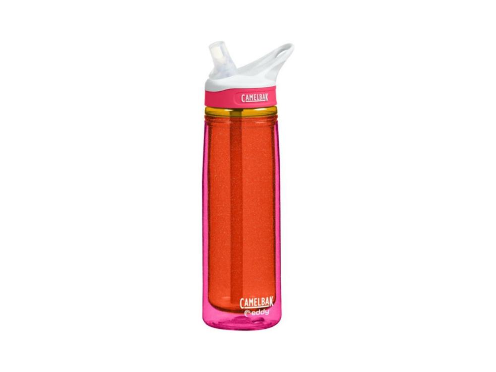 Бутылка CamelBak Eddy Insulated 0,6л, розовый/оранжевый
