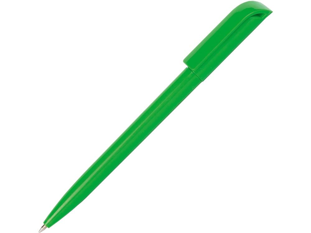 Ручка шариковая Миллениум, зеленое яблоко