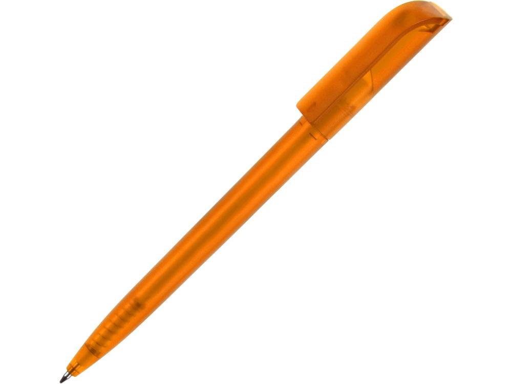 Ручка шариковая Миллениум фрост оранжевая