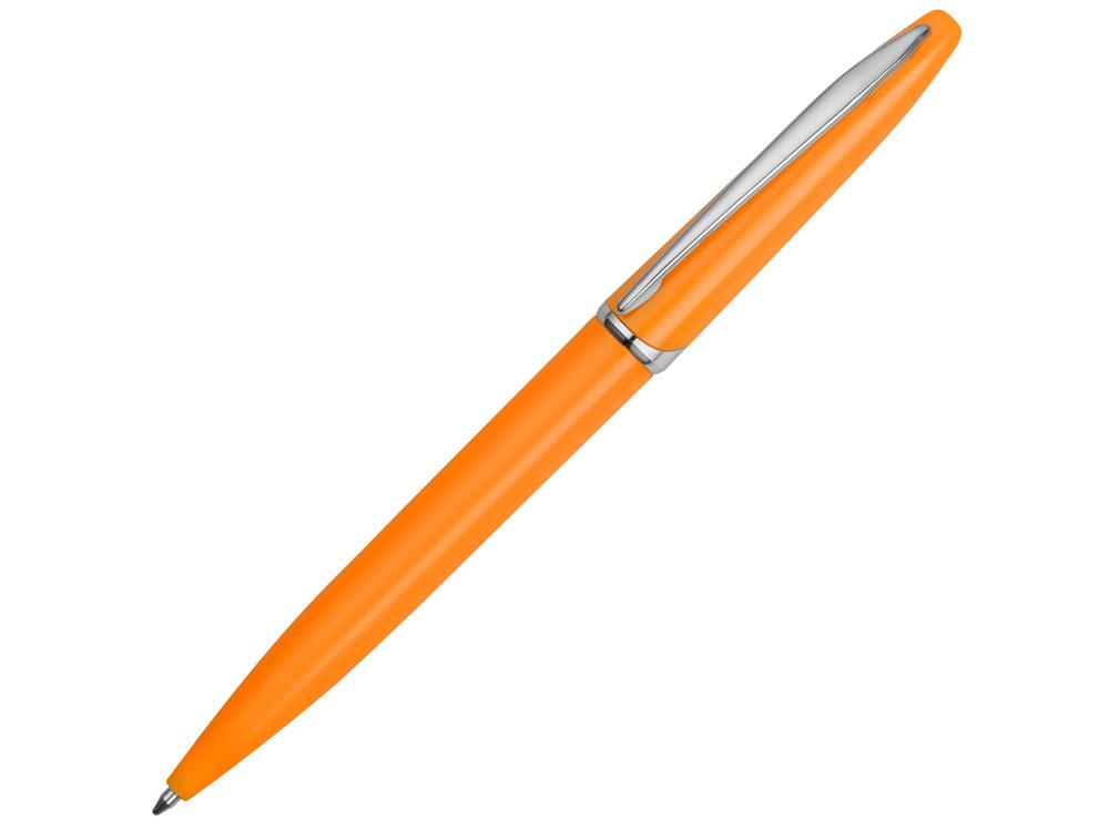 Ручка шариковая Империал, оранжевый глянцевый