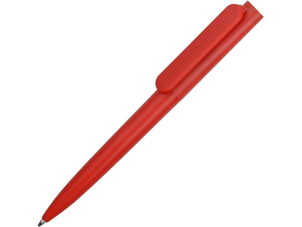 Ручка пластиковая шариковая Umbo, красный