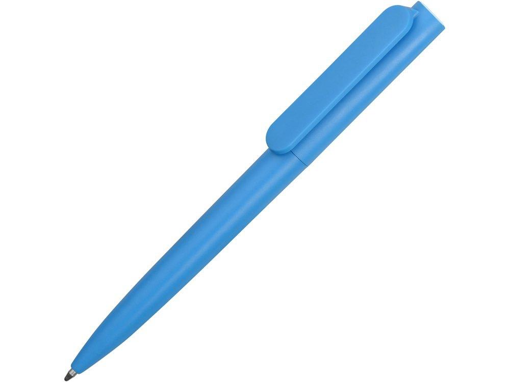 Ручка пластиковая шариковая Umbo, голубой