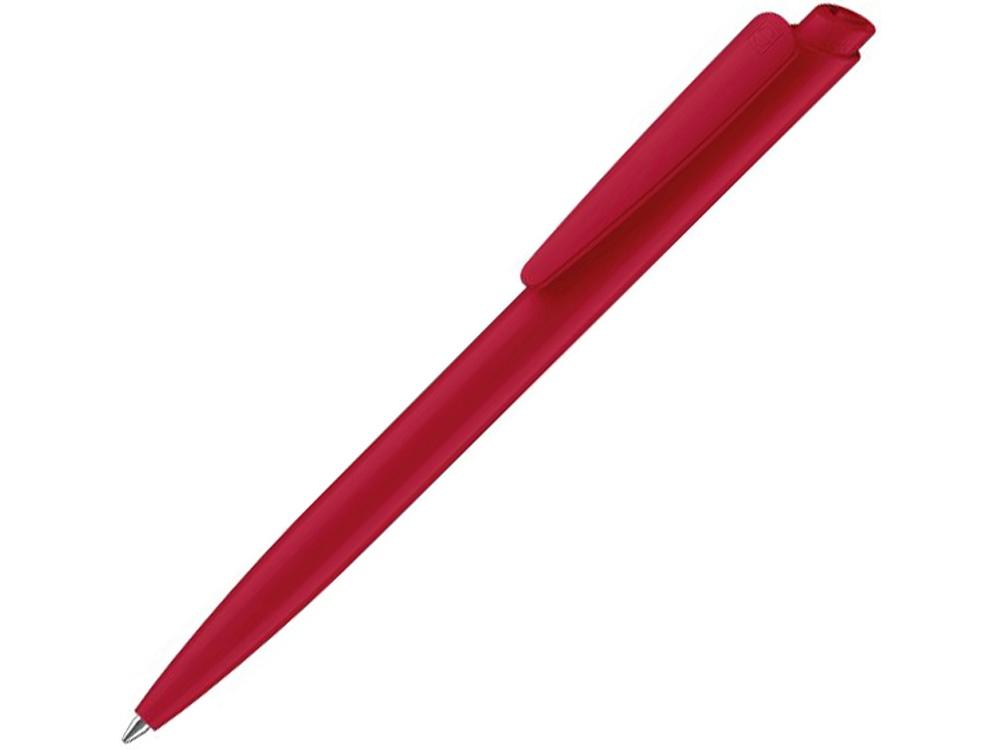 Ручка пластиковая шариковая «Dart Polished», красный