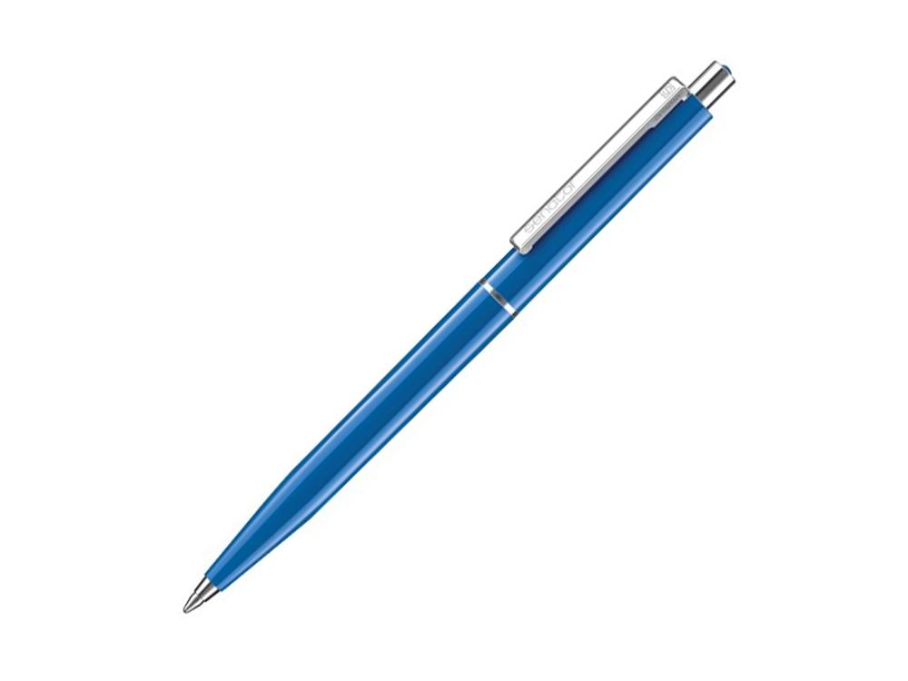 Ручка шариковая Senator модель Point Polished, св. синий