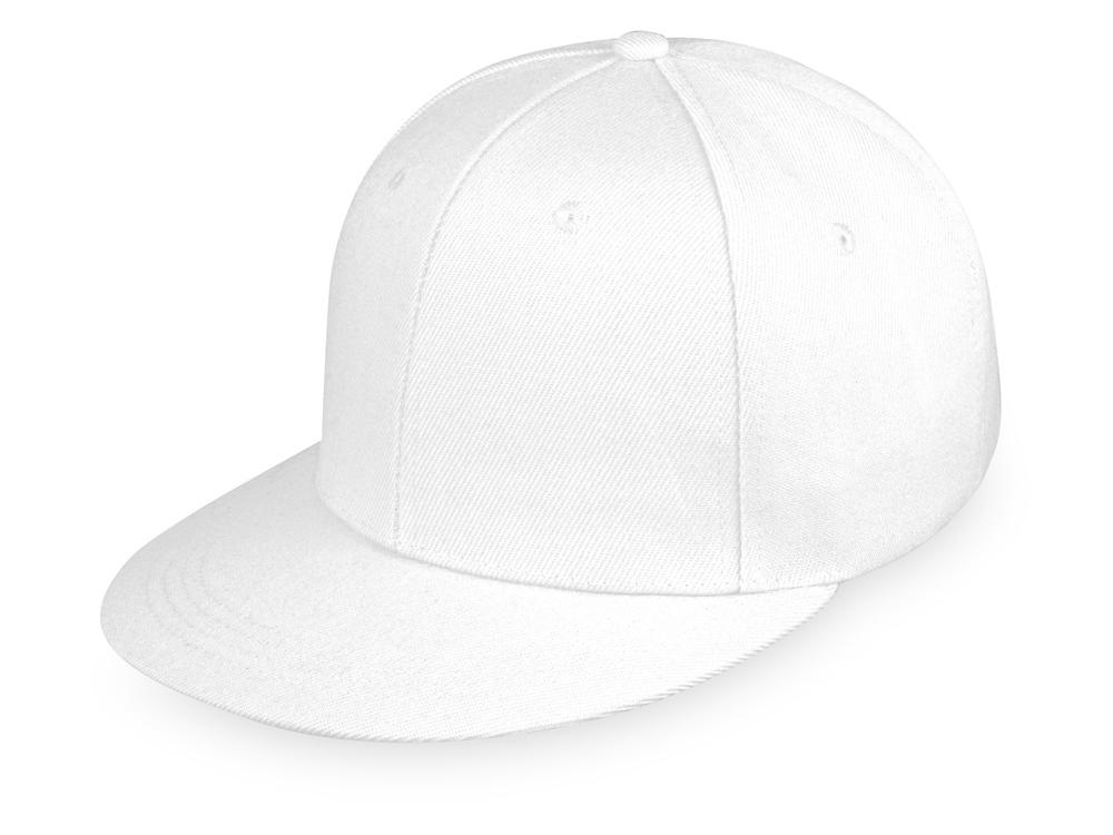 Бейсболка с прямым козырьком «Los Angeles», белый