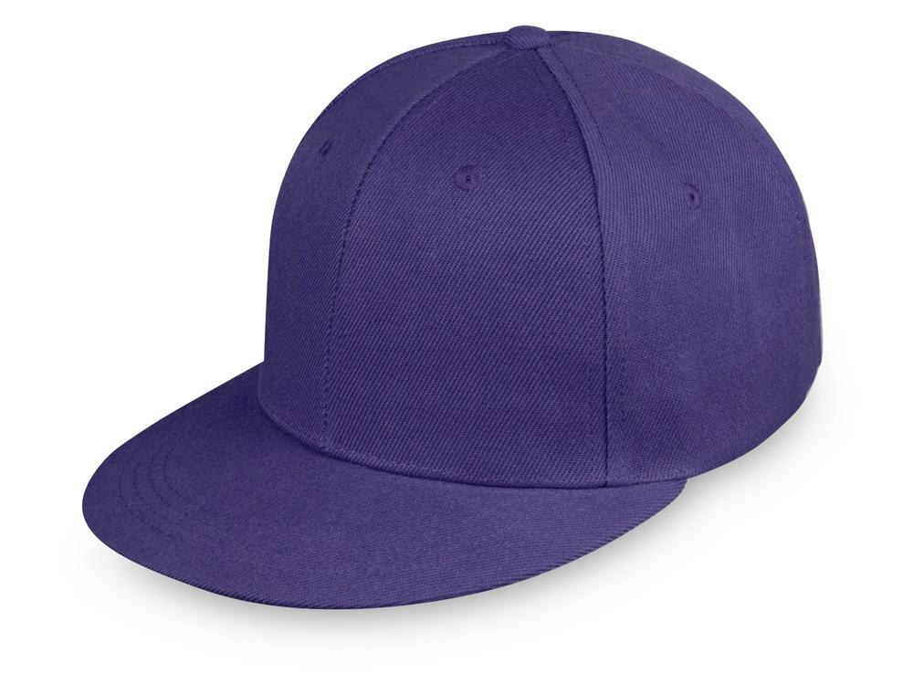 Бейсболка с прямым козырьком «Los Angeles», синий