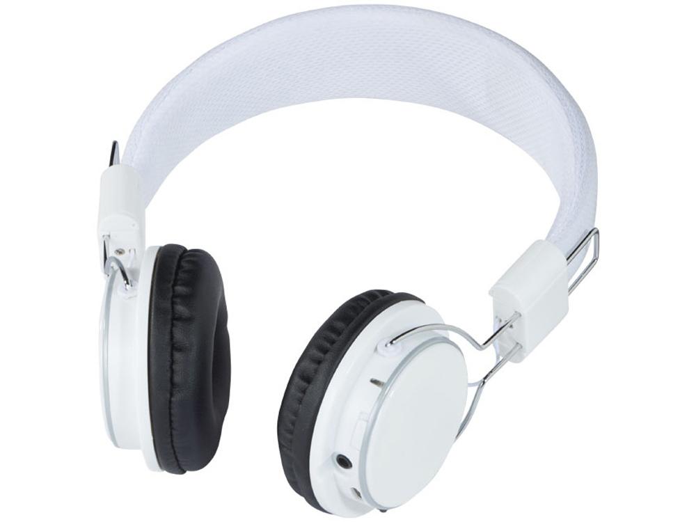 Наушники Tex Bluetooth®, белый