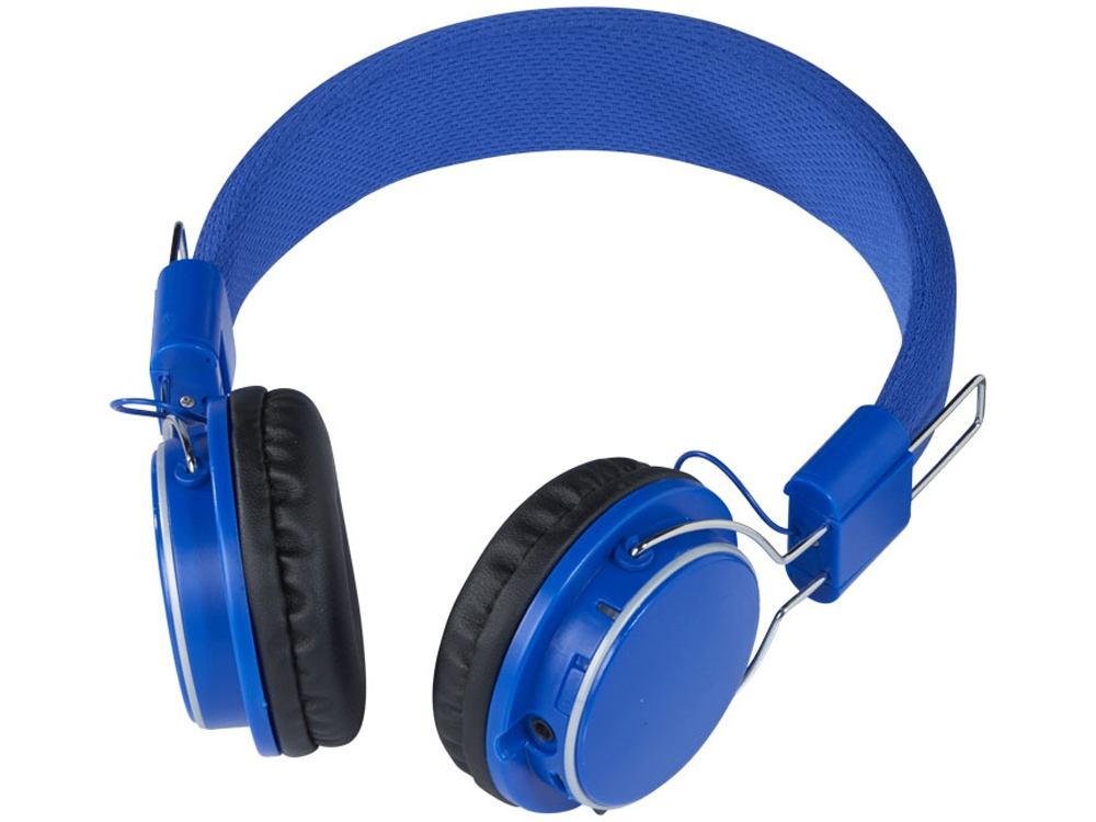 Наушники Tex Bluetooth®, ярко-синий