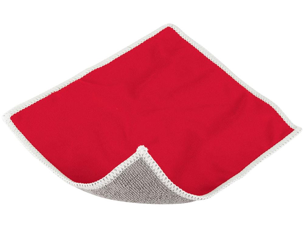 Салфетка для технических устройств, красный