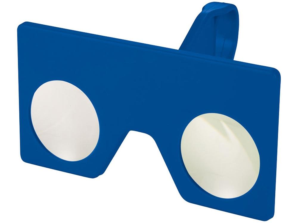 Мини виртуальные очки с клипом, ярко-синий