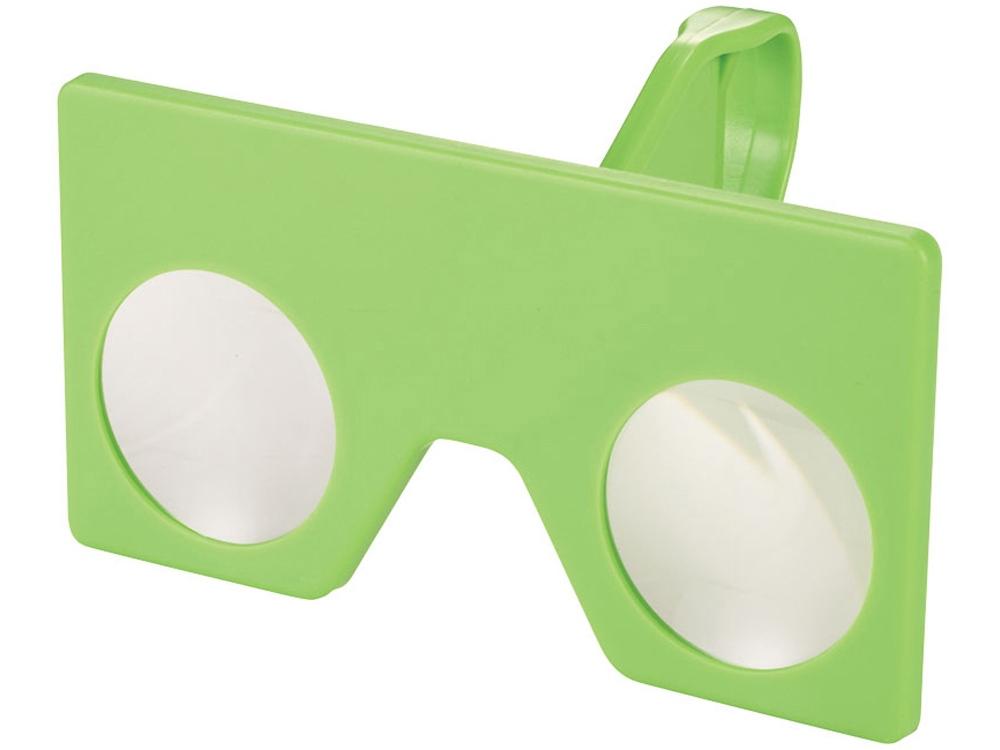 Мини виртуальные очки с клипом, лайм