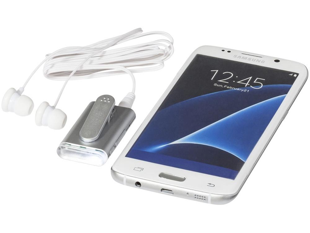 Ресивер с функцией Bluetooth®, серебристый