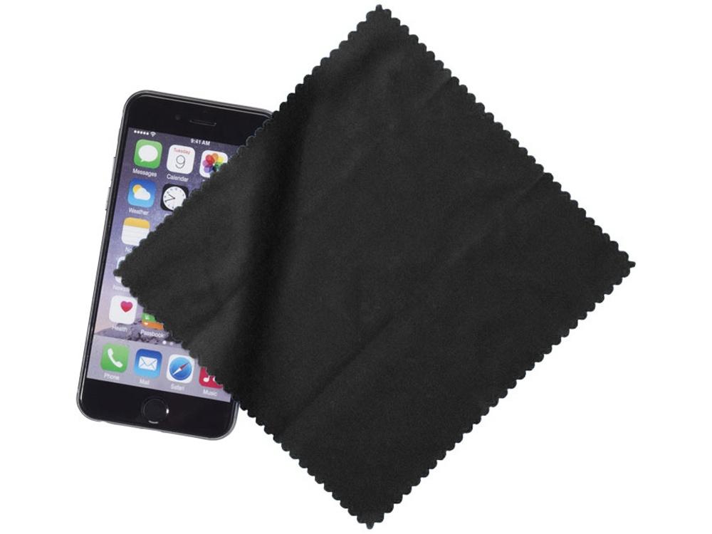 Салфетка из микроволокна, черный