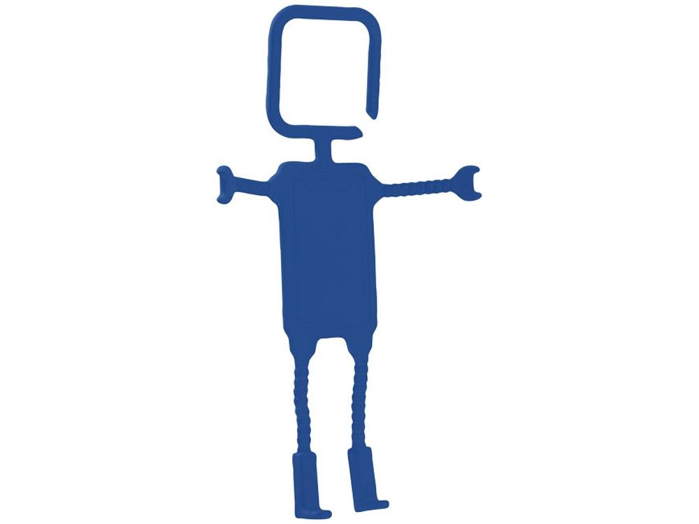 Подставка для телефона, ярко-синий
