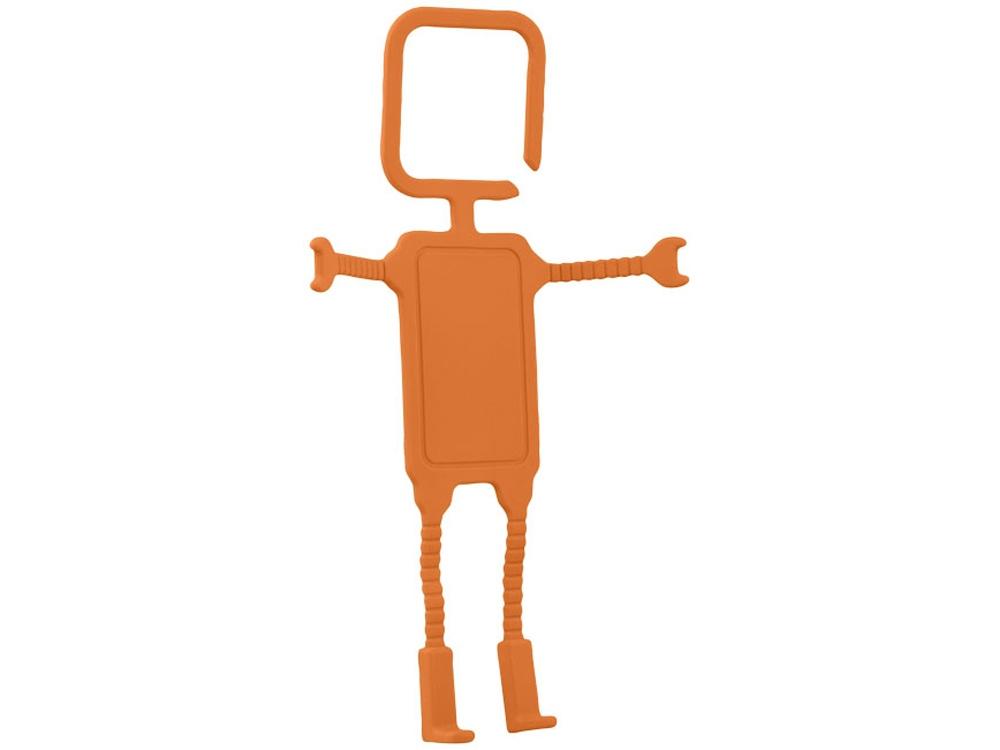 Подставка для телефона, оранжевый
