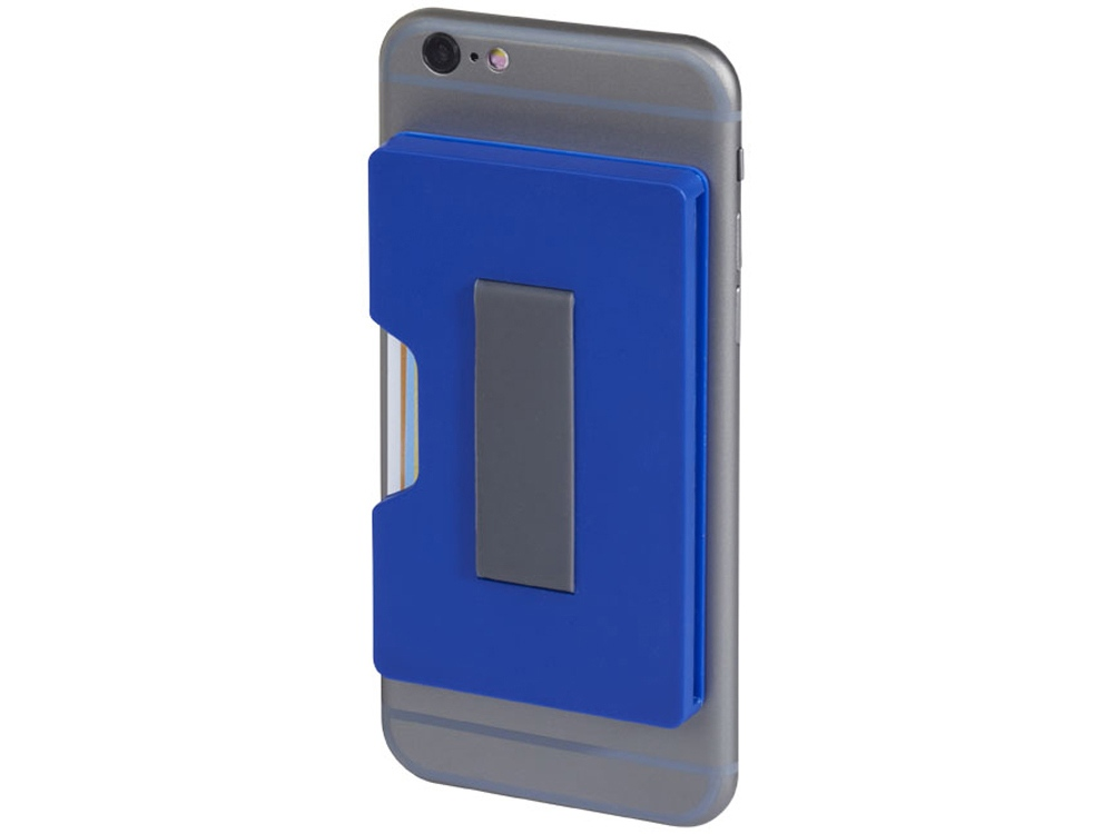 Картхолдер RFID, синий