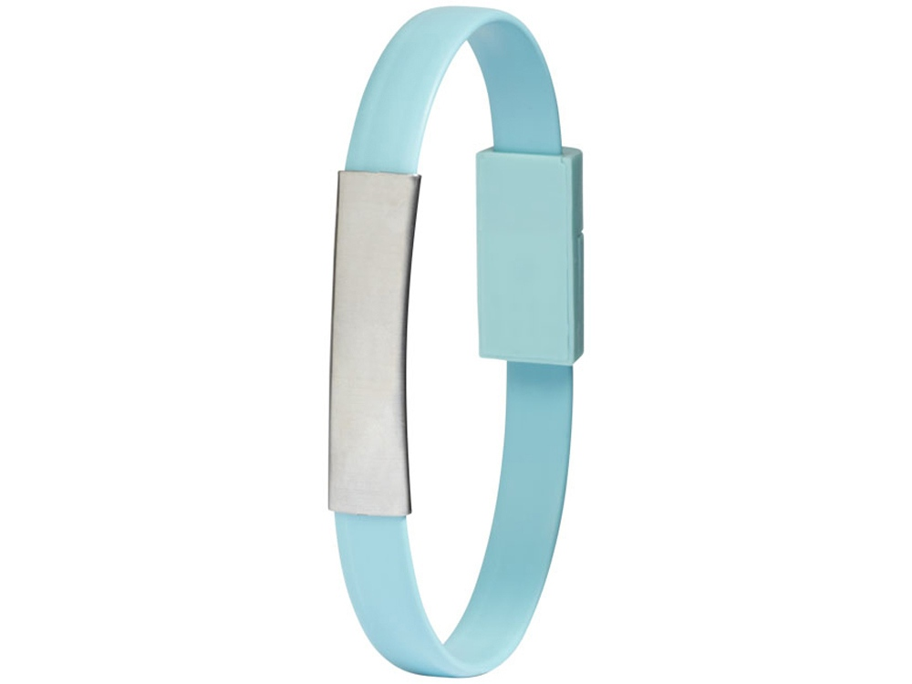 Bracelet Зарядный кабель 2-в-1, зеленый