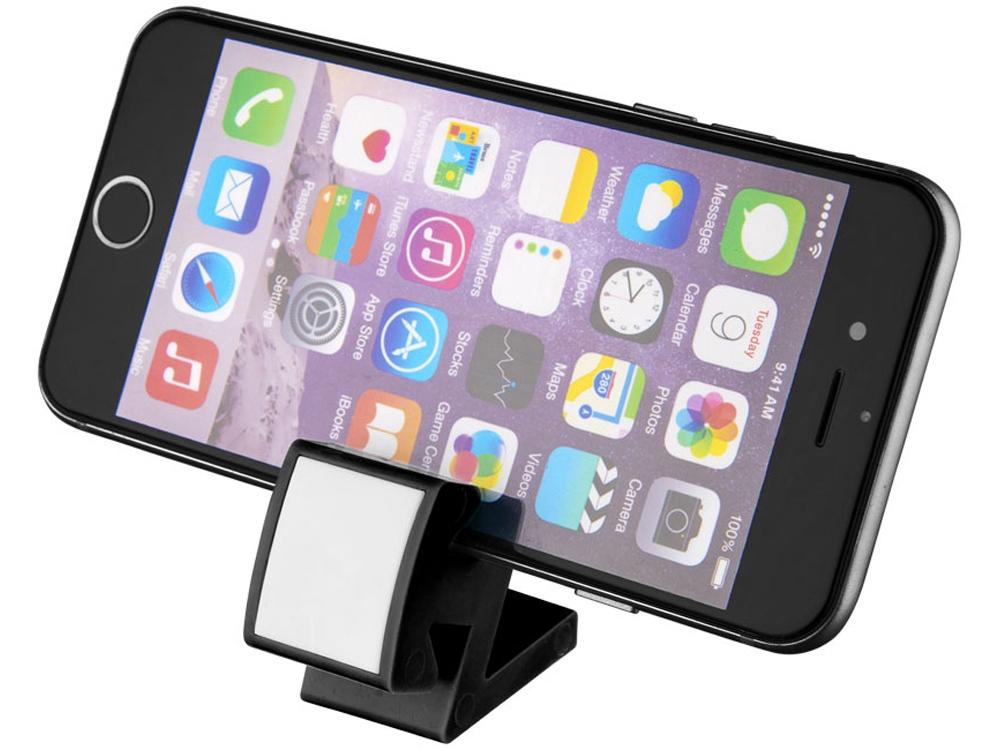 Многофункциональная подставка для телефона, черный