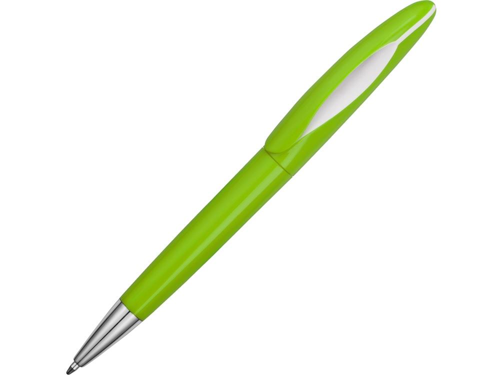 Ручка пластиковая шариковая «Chink», зеленое яблоко/белый