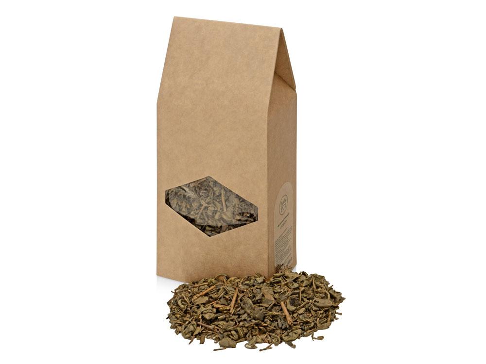 Чай Порох крупный зеленый, 90г