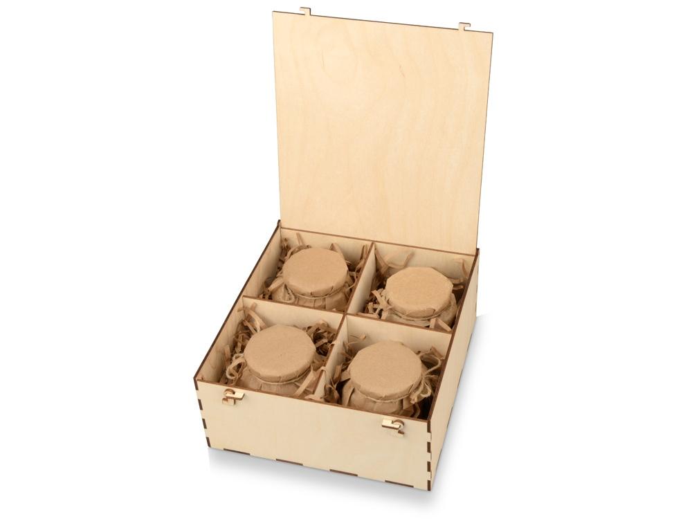 Подарочный набор «Honeybox», натуральный