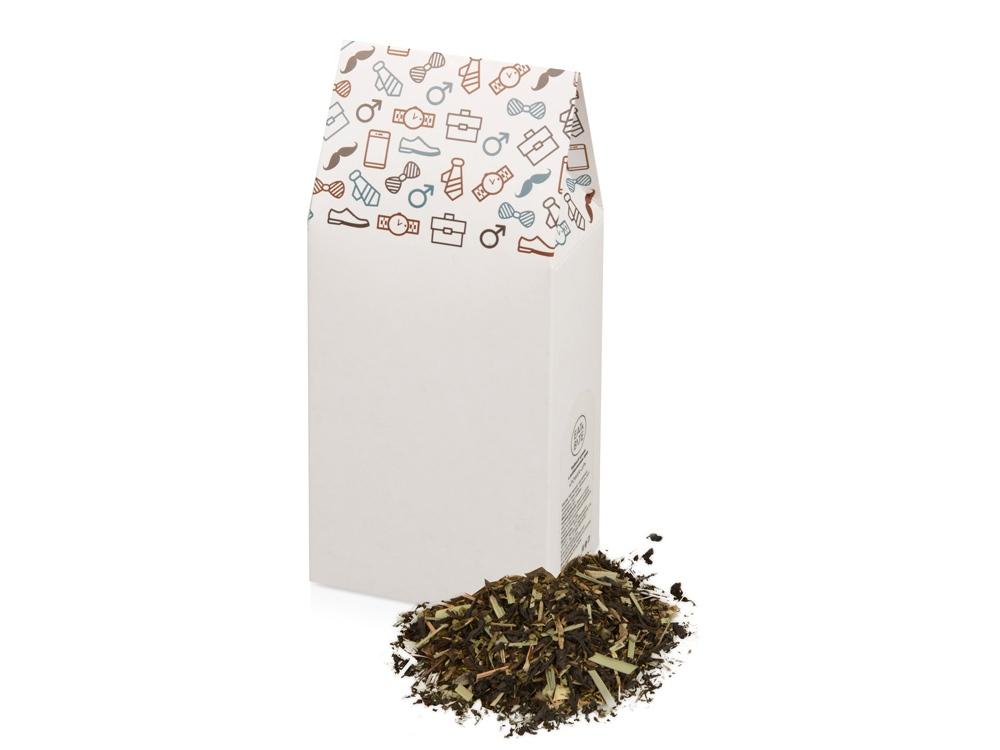 Power-up чайный купаж с добавлением трав, 60 г., белый