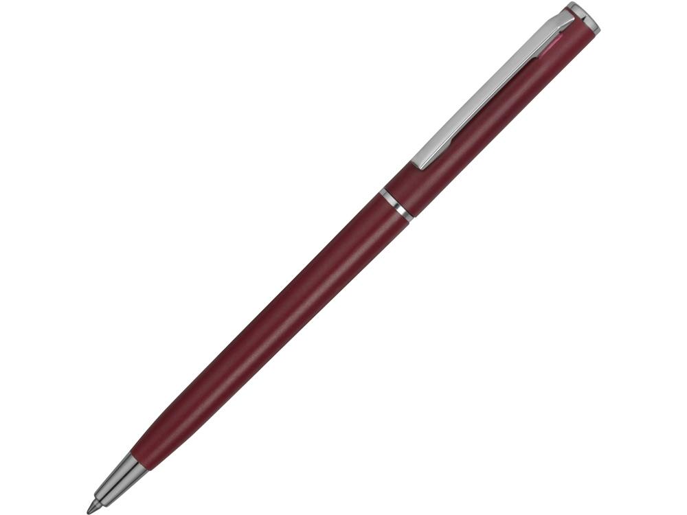 Ручка шариковая Наварра, бордовый