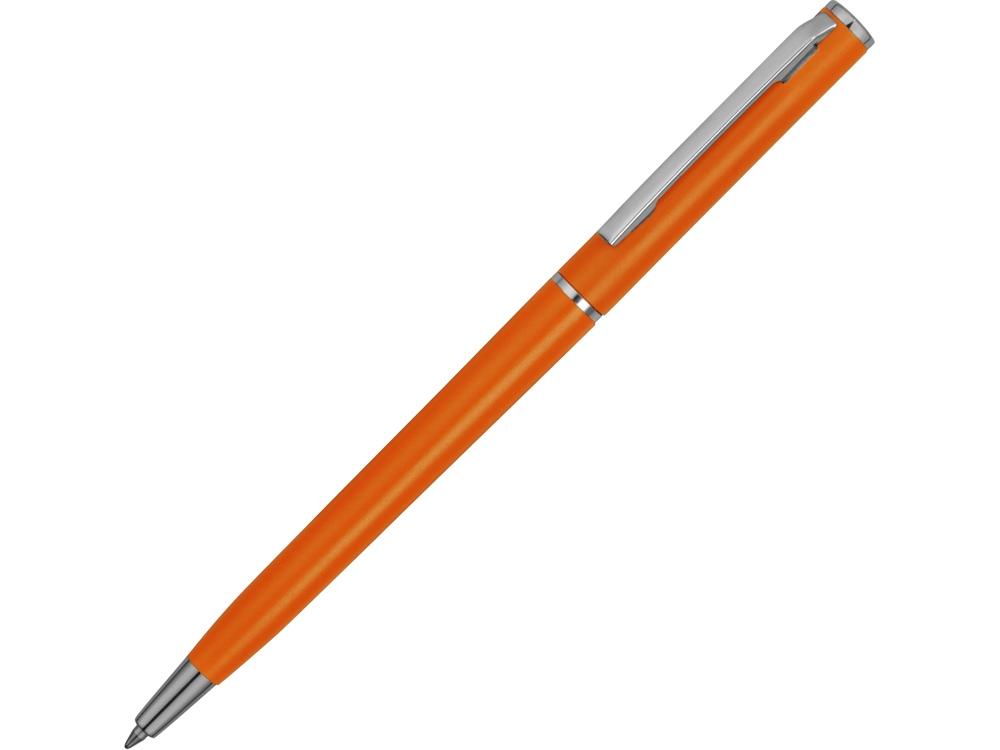 Ручка шариковая Наварра, оранжевый