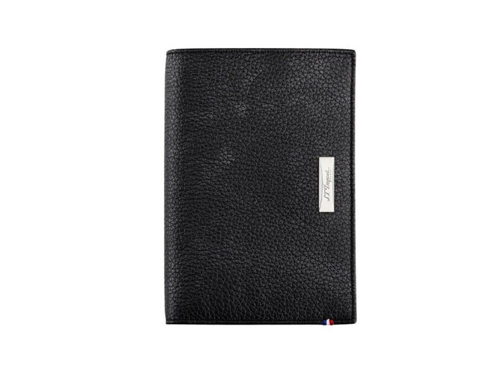 Бумажник Soft Diamond Graine. S.T. Dupont, черный