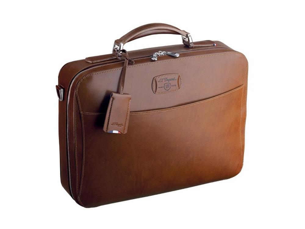 Сумка для документов/ноутбука Elysee. S.T. Dupont, коричневый
