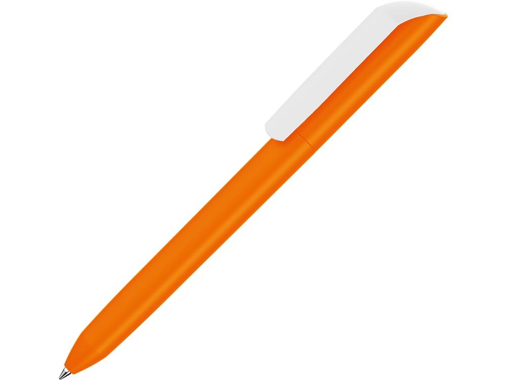 Ручка шариковая UMA «VANE KG F», оранжевый