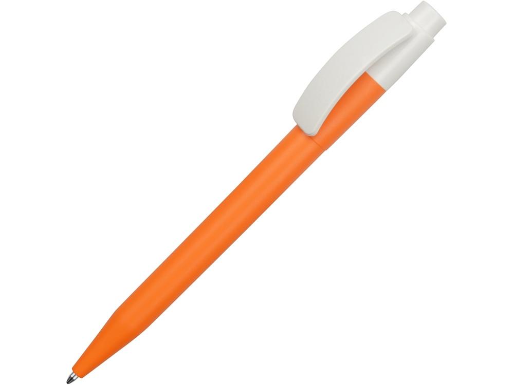 Ручка шариковая UMA «PIXEL KG F», оранжевый