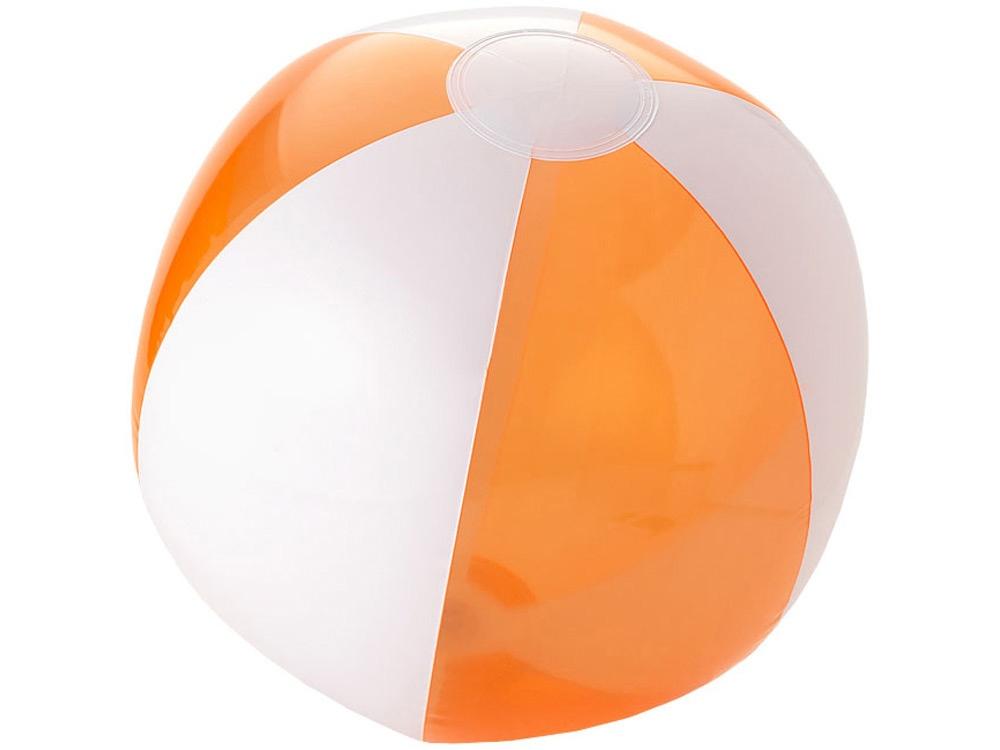 Пляжный мяч «Bondi», оранжевый/белый