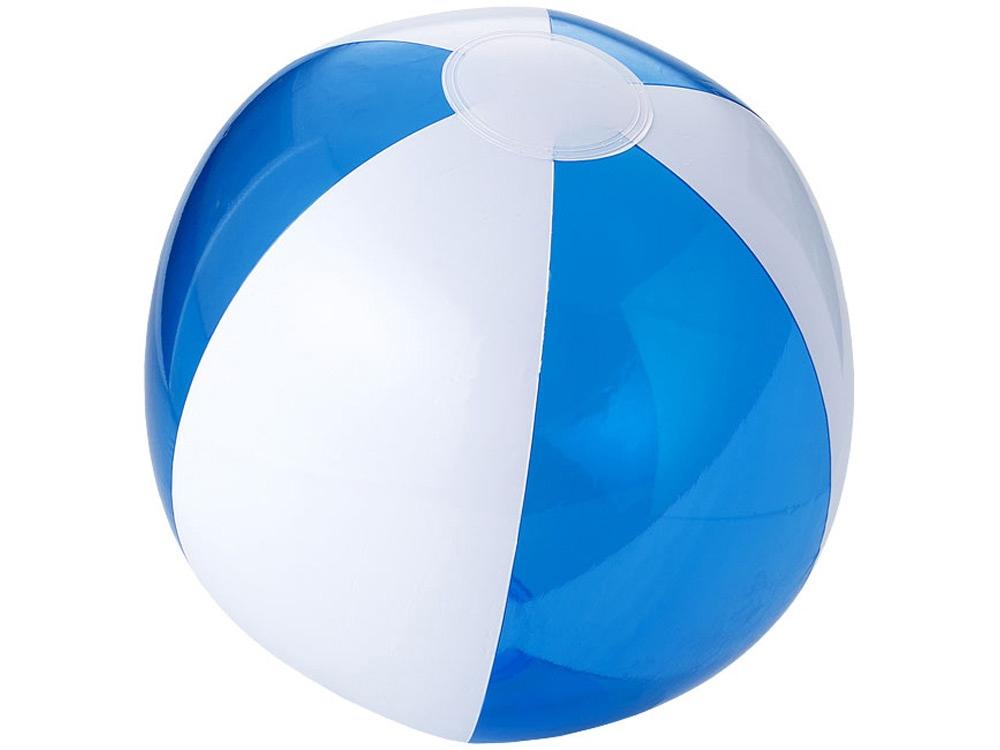 Пляжный мяч «Bondi», синий/белый