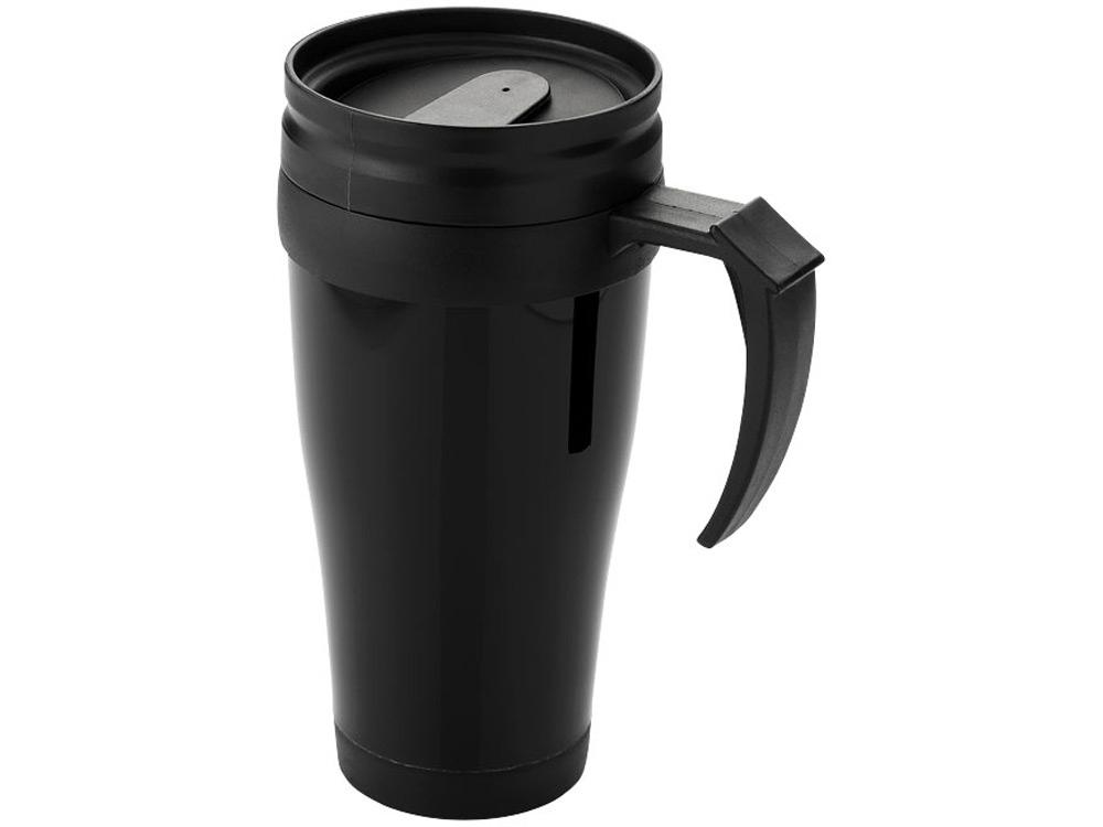 Кружка-термос Daytona, объем 330 мл, черный