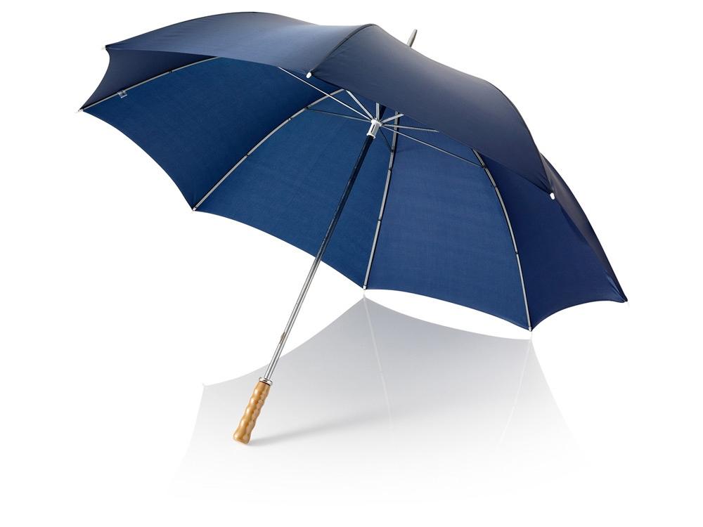 Зонт Karl 30 механический, темно-синий
