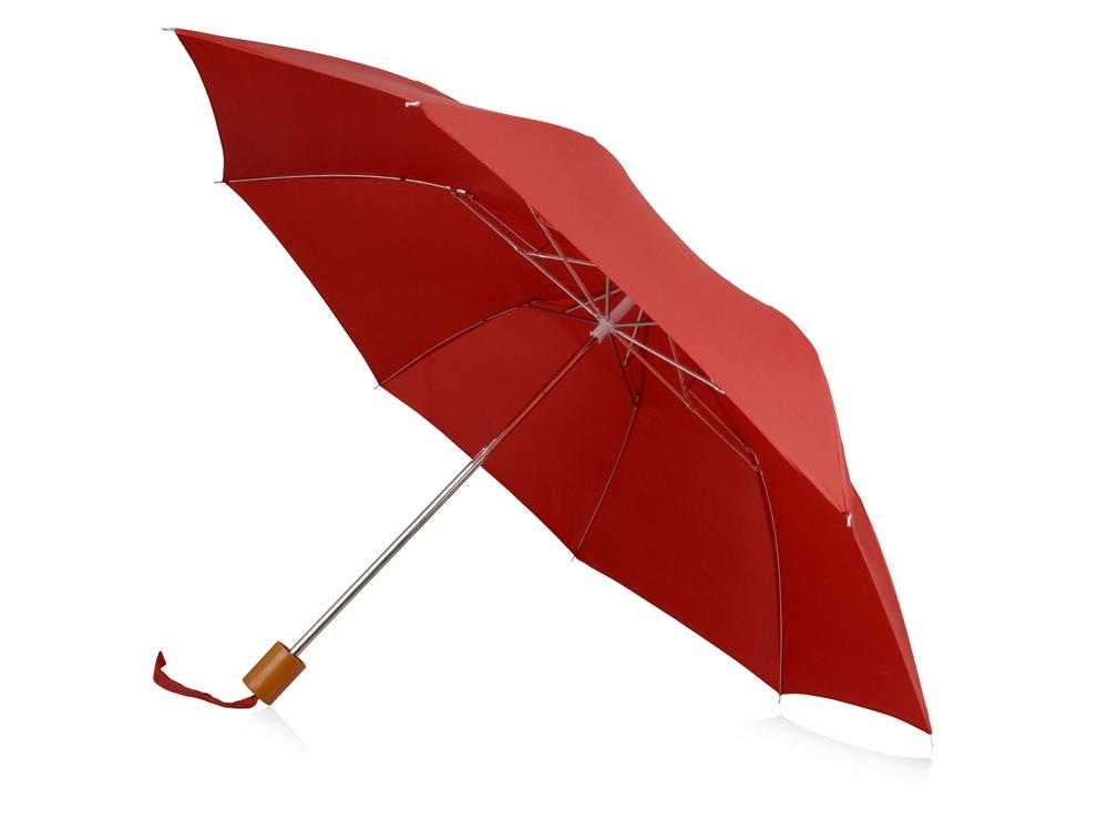 Зонт Oho двухсекционный 20, красный