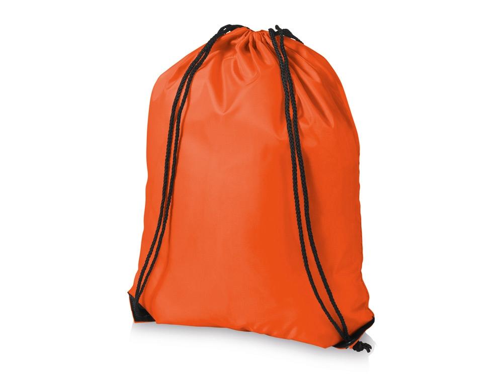 Рюкзак стильный Oriole, оранжевый